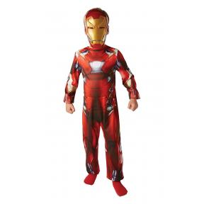 Costume Iron Man Civil War Classic IT620676