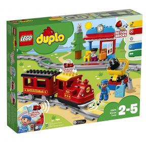 Lego Duplo - Treno a Vapore 10874