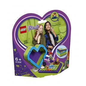 Lego Friends - Scatola del Cuore di Mia 41358