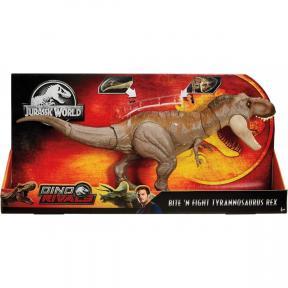 Jurassic World TRex Mordi e Attacca GCT91