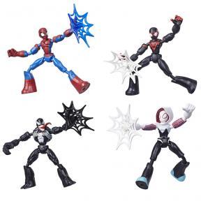 Spiderman Personaggi Bend And Flex 14 Cm  E73355L0