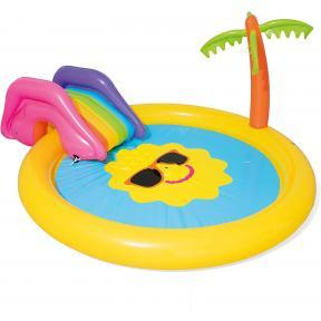 Piscina Gonfiabile per Bambini Isola del Sole 53071