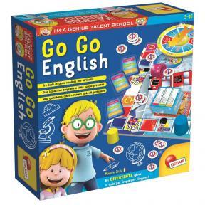I'm a Genius Ts Go-Go English 48892