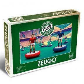 Zeugo - Set da Gioco Calcio per Subbuteo