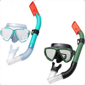 Bestway Set Dive Mira Adulto Hydropro 23X48X11cm 24053