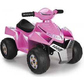 Feber Quad Racy Pink 6V 800011422
