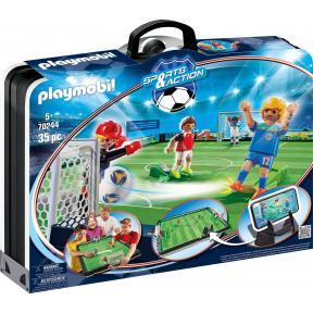Playmobil 70244 - Grande Campo da Calcio