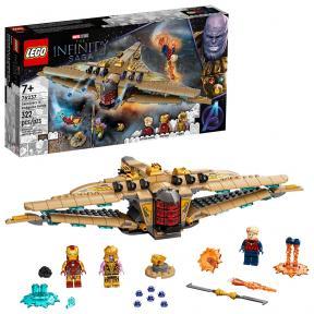 Lego Marvel - Sanctuary II Battaglia Finale