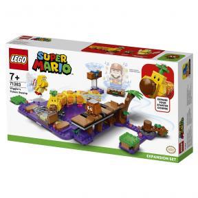 Lego Super Mario La palude velenosa di Torcibruco 71383