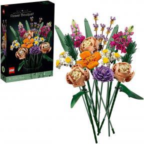 Lego Creator Expert Bouquet di Fiori, Set Collezione Botanica 10280